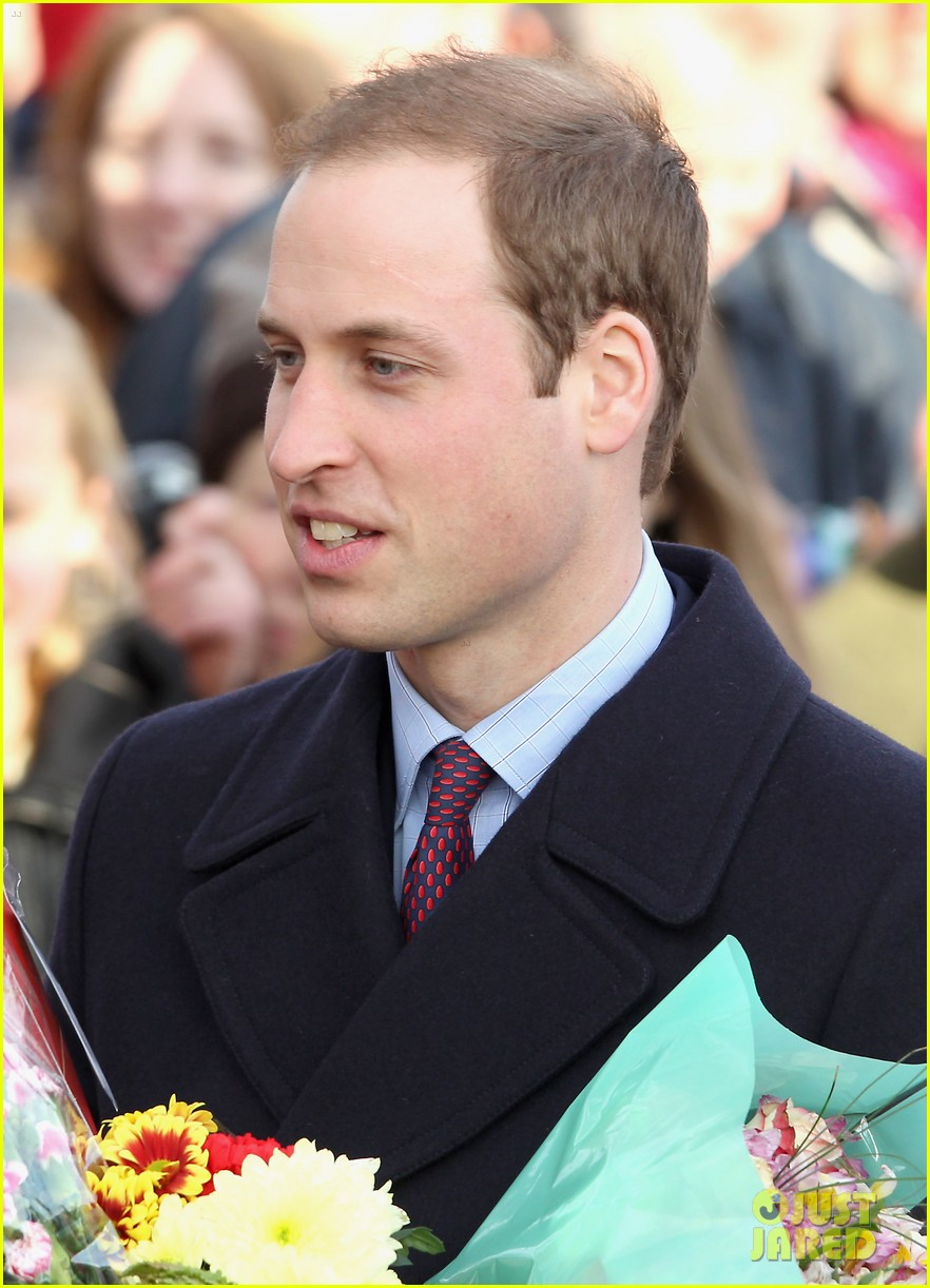 prince william kate christmas day service 232612451