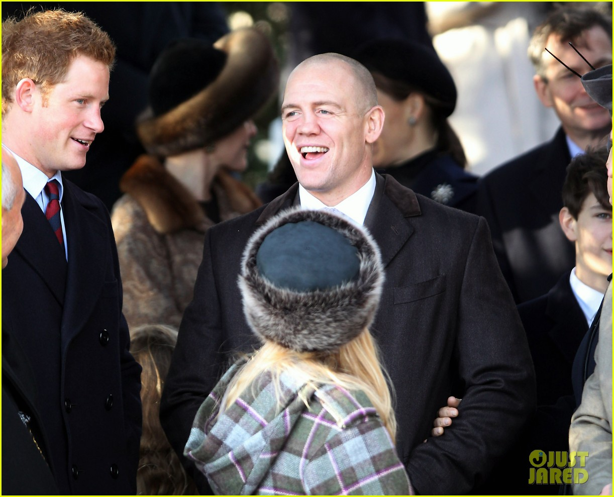 prince william kate christmas day service 262612454