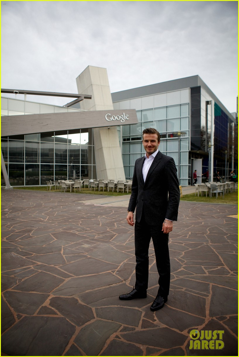 david beckham google headquarters 03