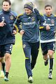 david beckham soccer practice 01