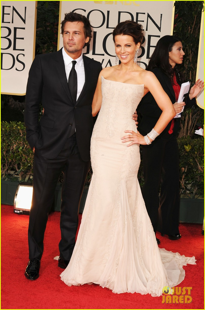 kate beckinsale golden globes 03