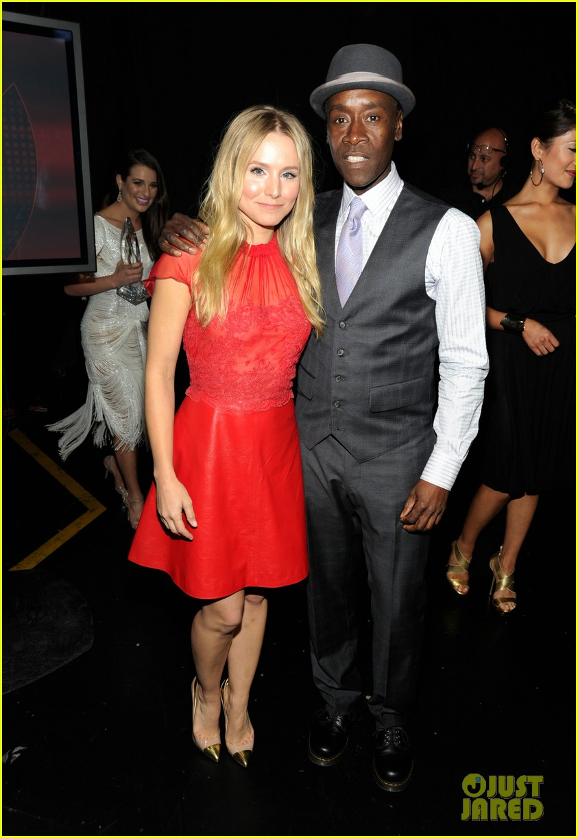 kristen bell don cheadle peoples choice 2012 032616638