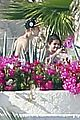 justin bieber shirtless selena gomez 04