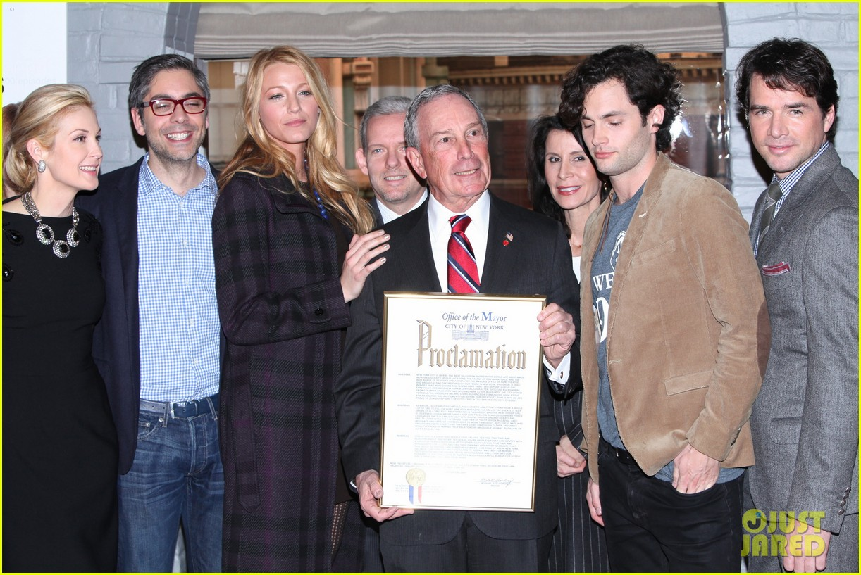blake lively gossip girl mayoral proclamation 062622225