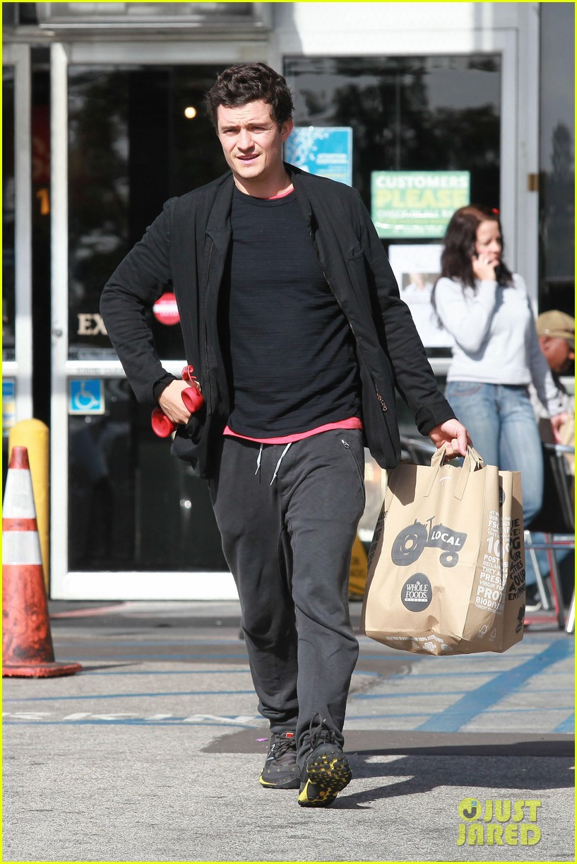 orlando bloom whole foods 082620512