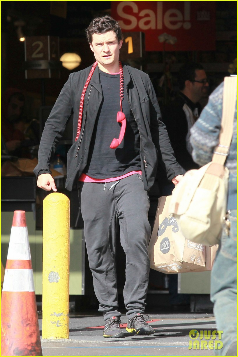 orlando bloom whole foods 122620516