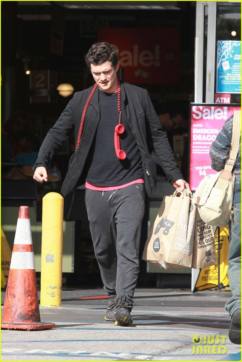orlando bloom whole foods 132620517