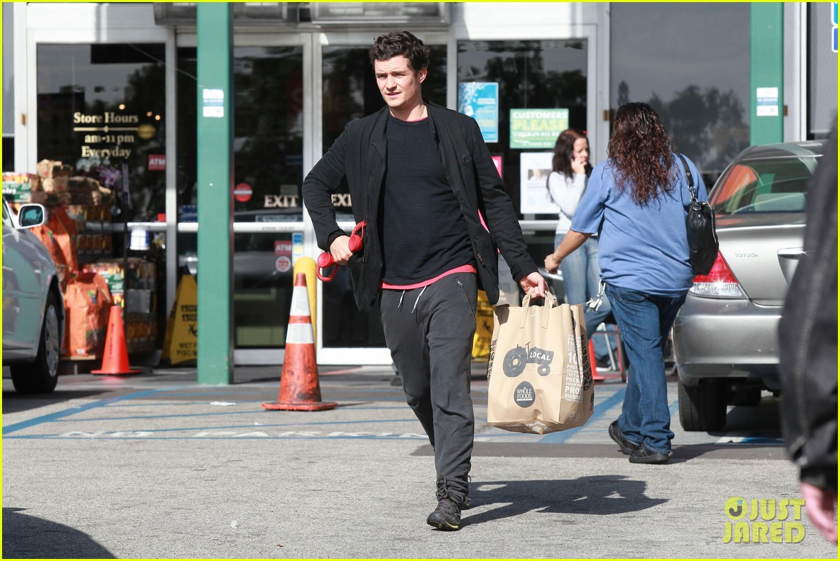 orlando bloom whole foods 14