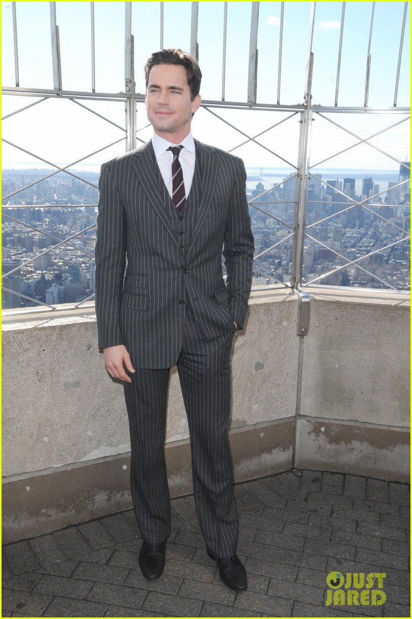 matt bomer empire state building 012619423
