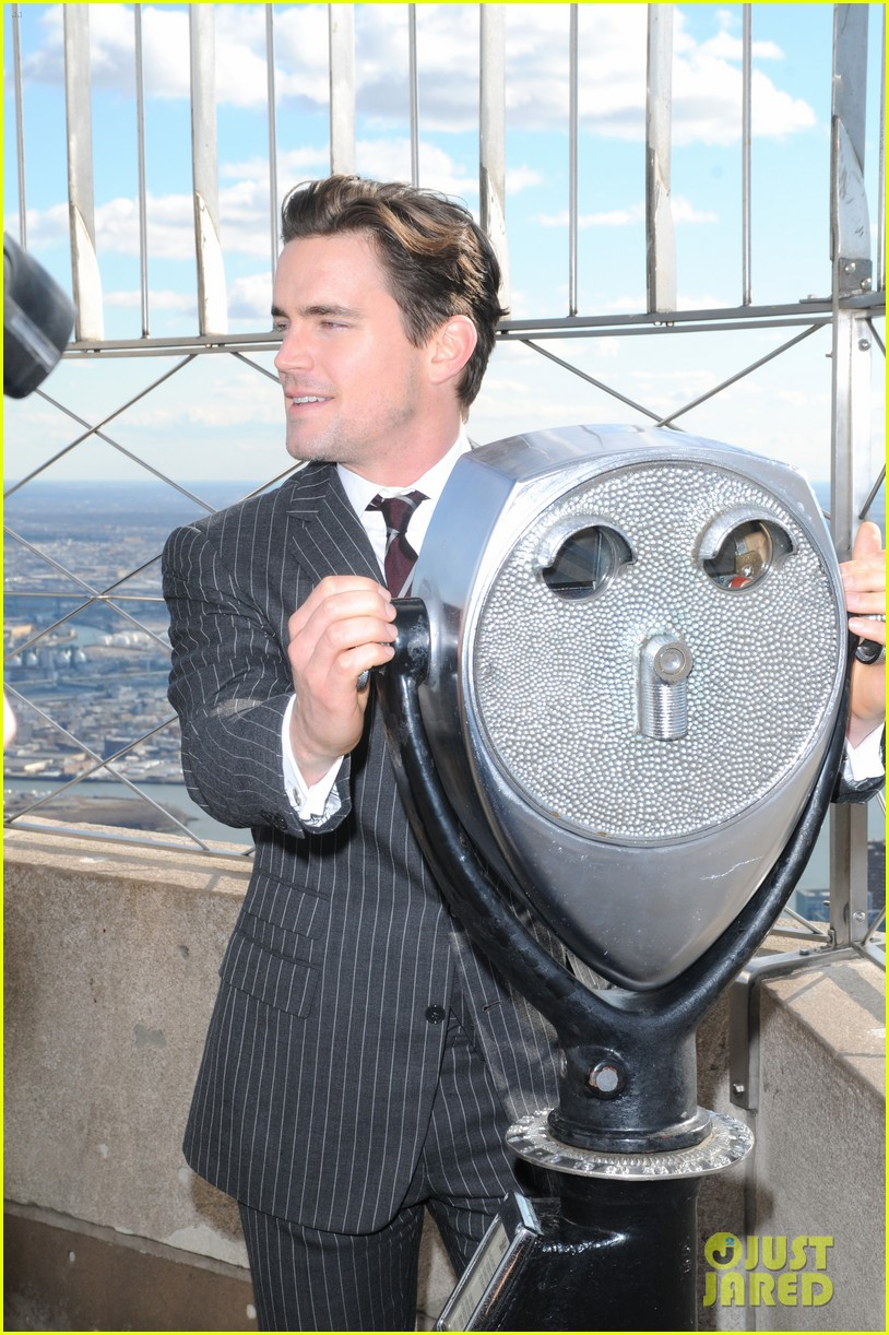 matt bomer empire state building 042619426