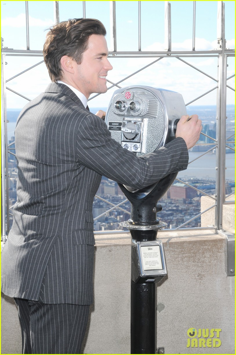 matt bomer empire state building 102619432