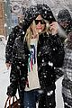 kate bosworth michael polish snowy sundance stroll 02