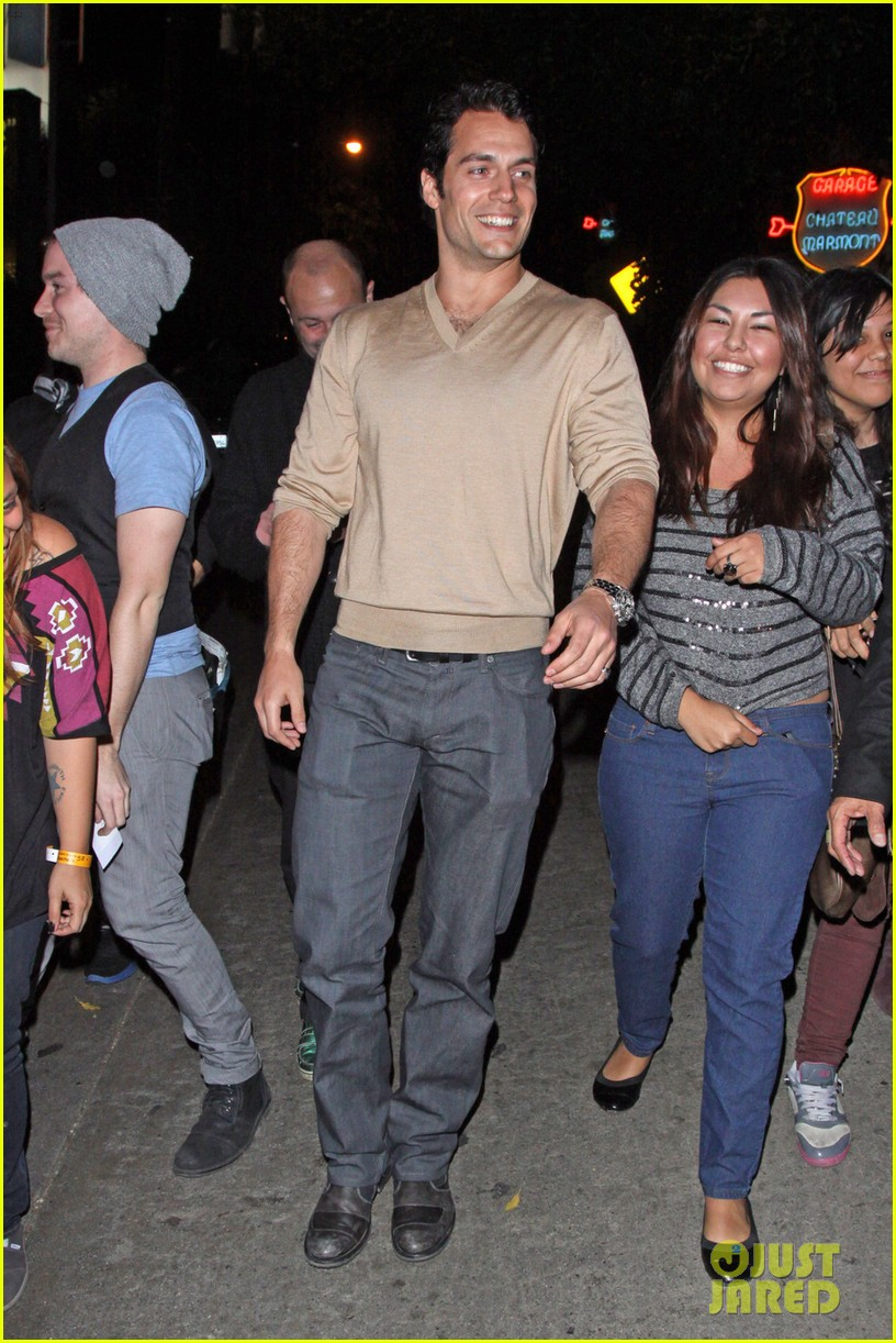 henry cavill chateau marmont exit 012623828