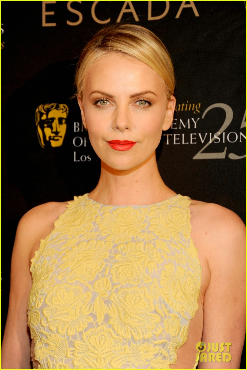 charlize theron bafta tea octavia spencer 06