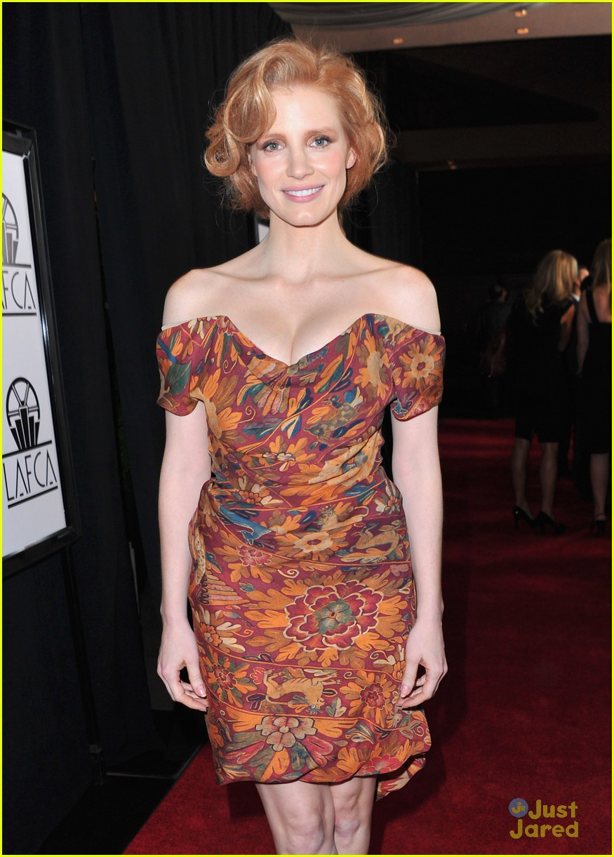jessica chastain critics award 07
