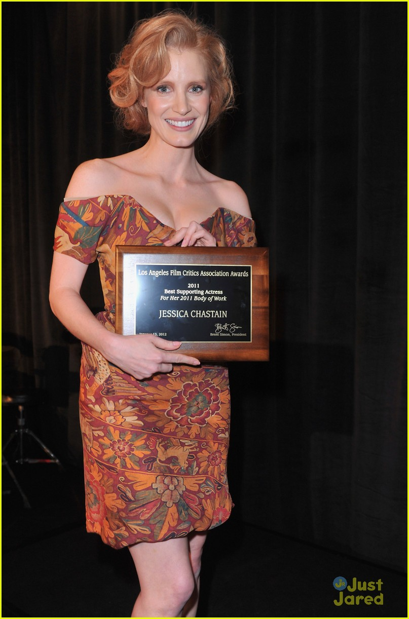 jessica chastain critics award 142617916