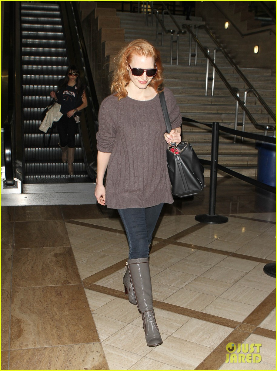 jessica chastain lax 052619595