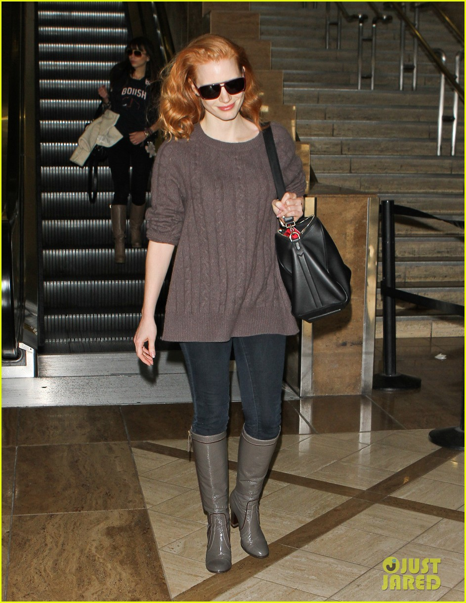 jessica chastain lax 102619600