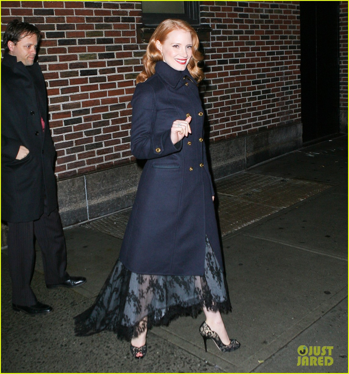 jessica chastain letterman 062619511