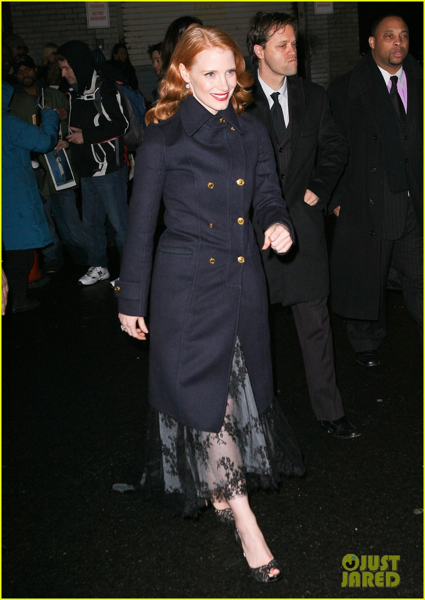 jessica chastain letterman 072619512