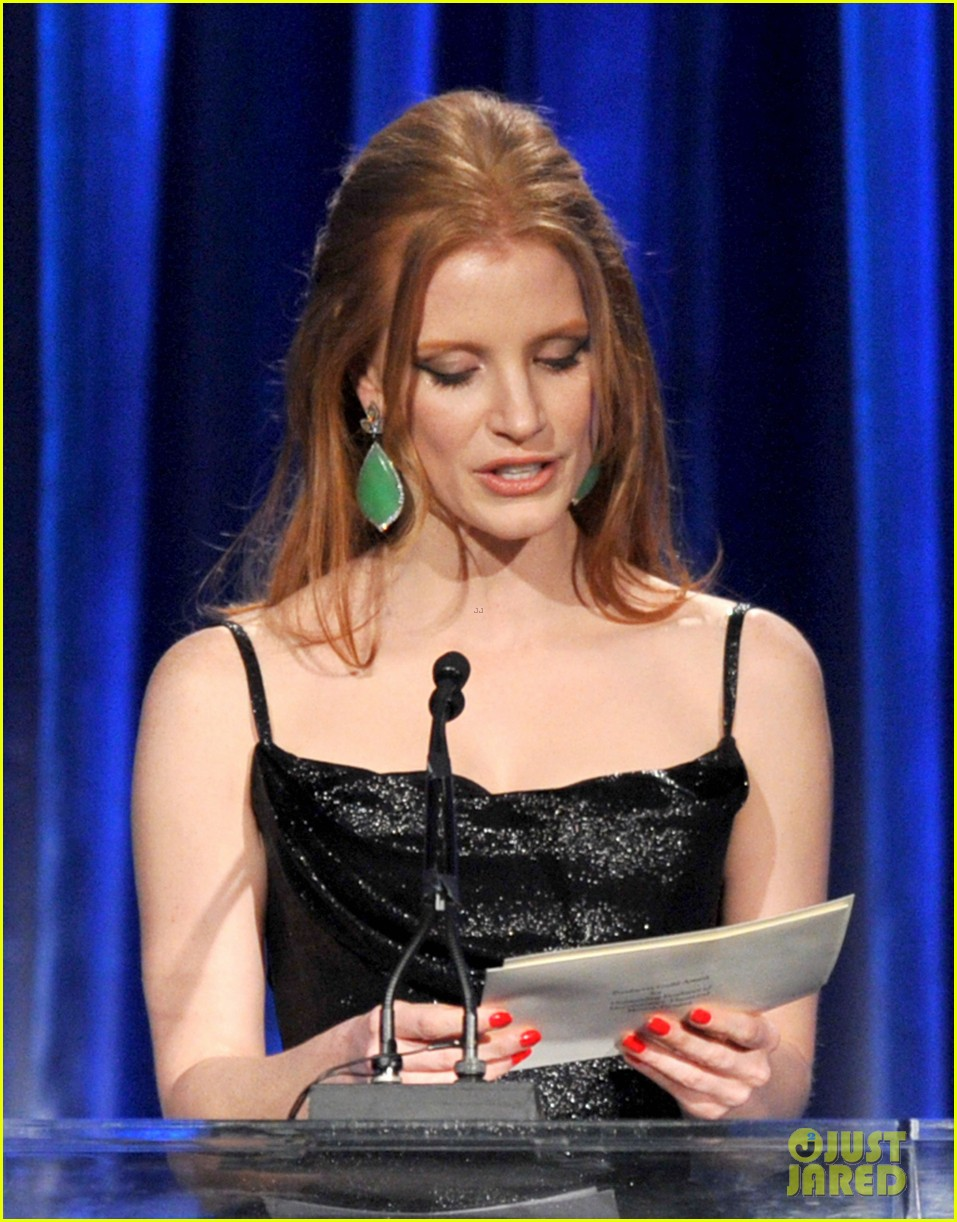 jessica chastain viola davis producers guild awards 072620567
