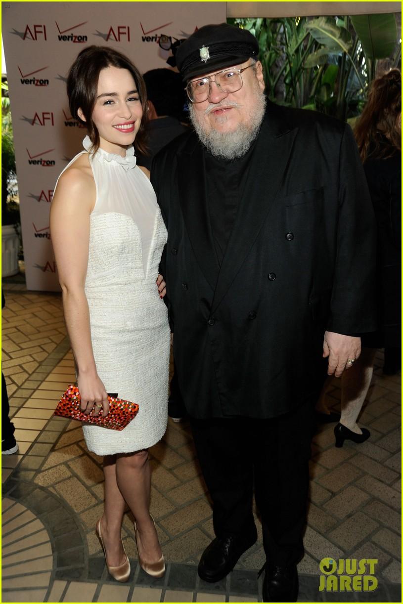 emilia clarke afi awards 2012 with jason momoa 042617396
