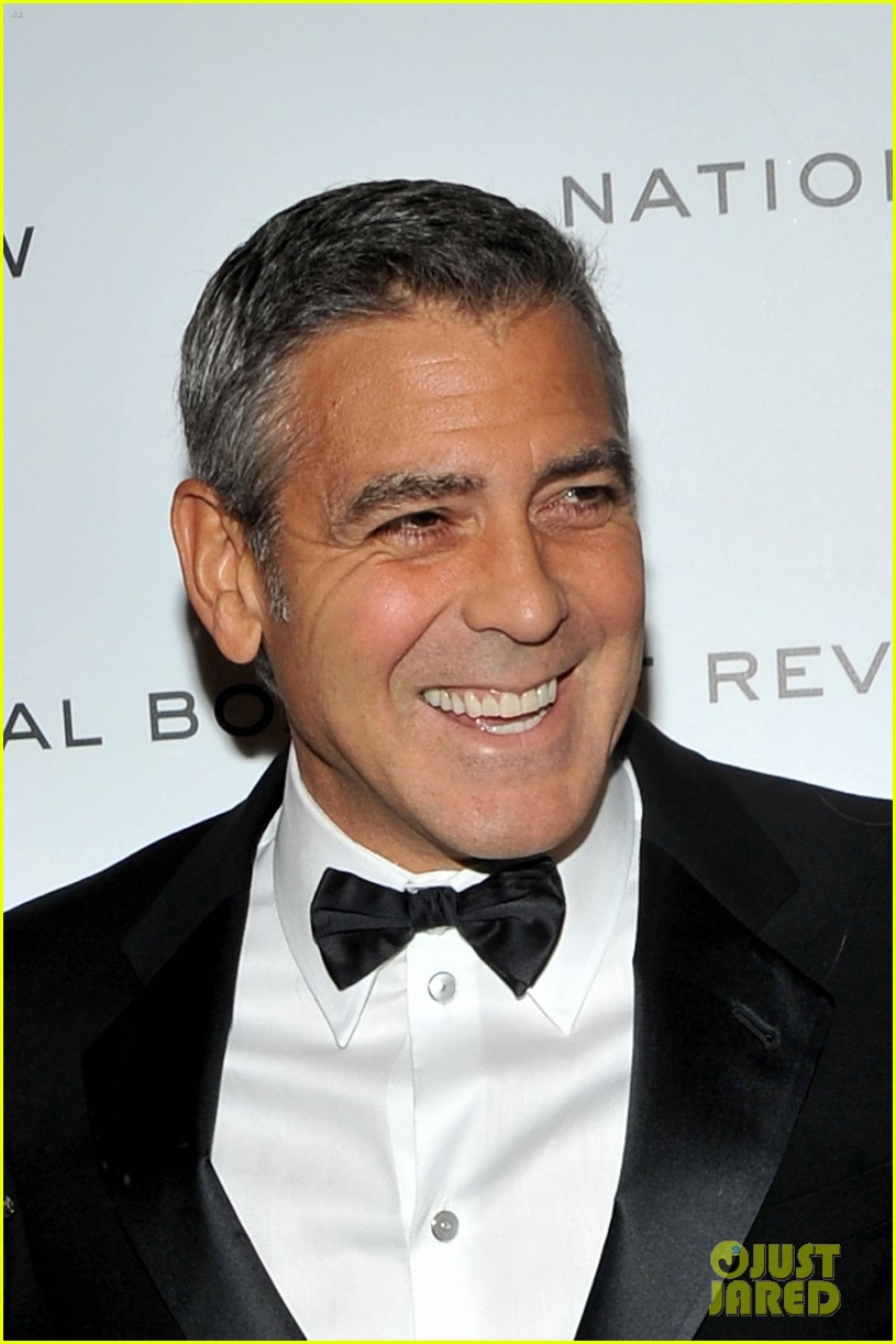 george clooney stacy keibler national board gala 022616180