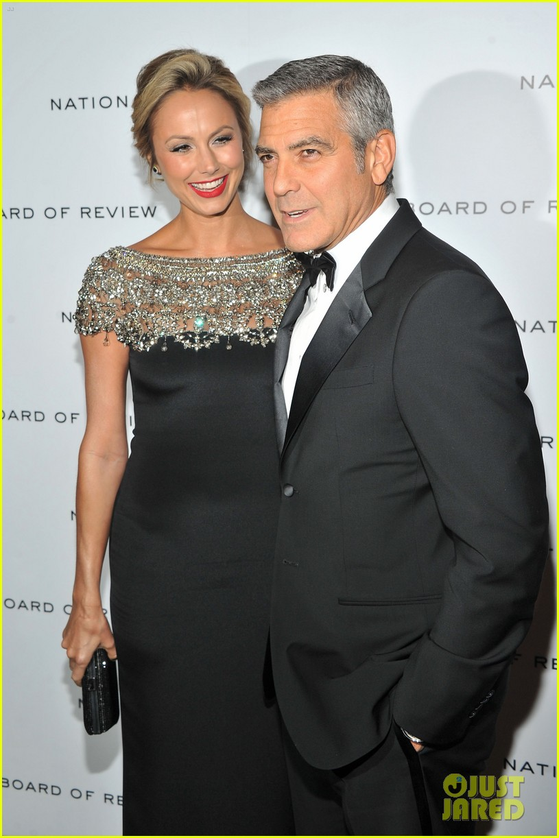 george clooney stacy keibler national board gala 042616182