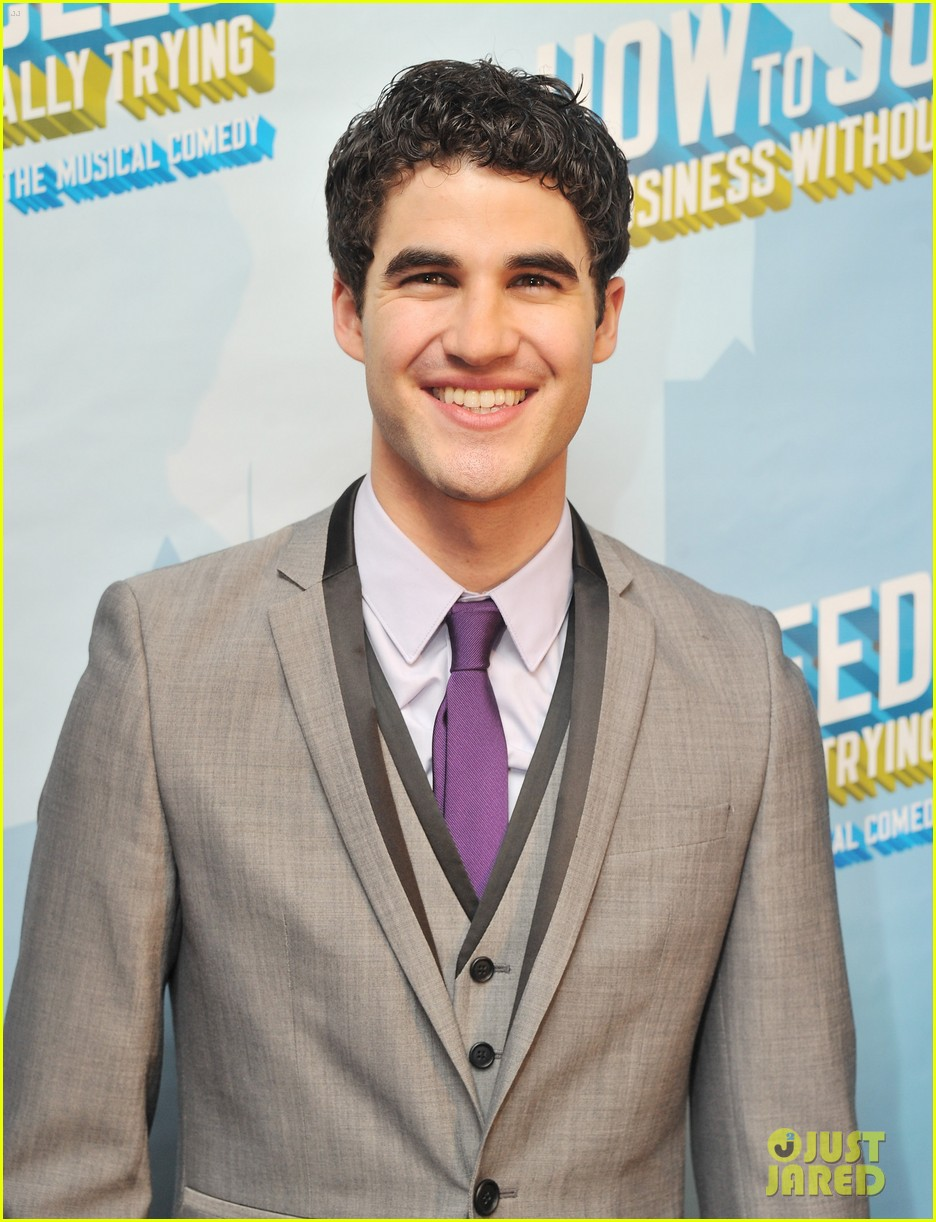 darren criss how succeed debut 012614311