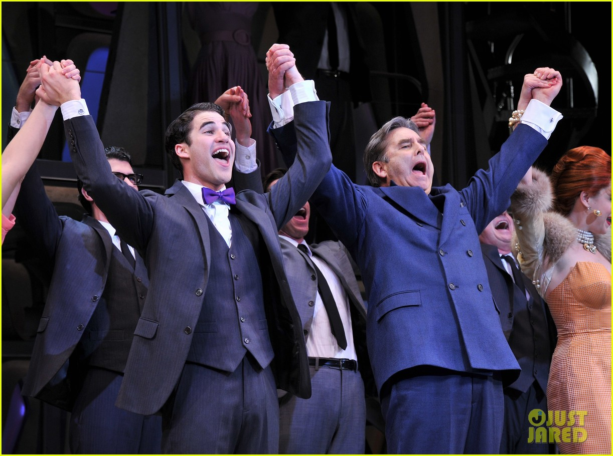 darren criss how succeed debut 032614313