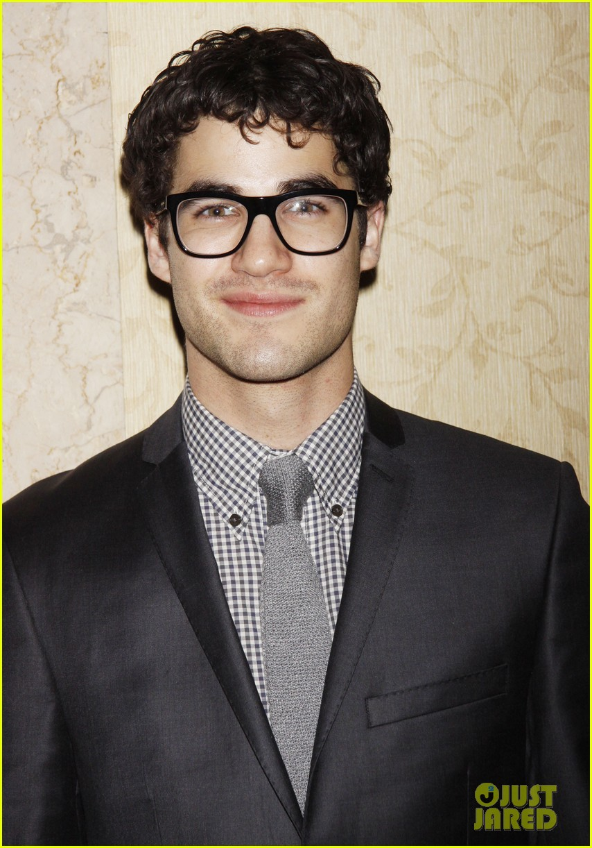 darren criss old vic benefit 082621350