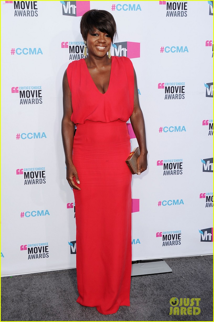 viola davis octavia spencer 2012 critics choice awards 022617108