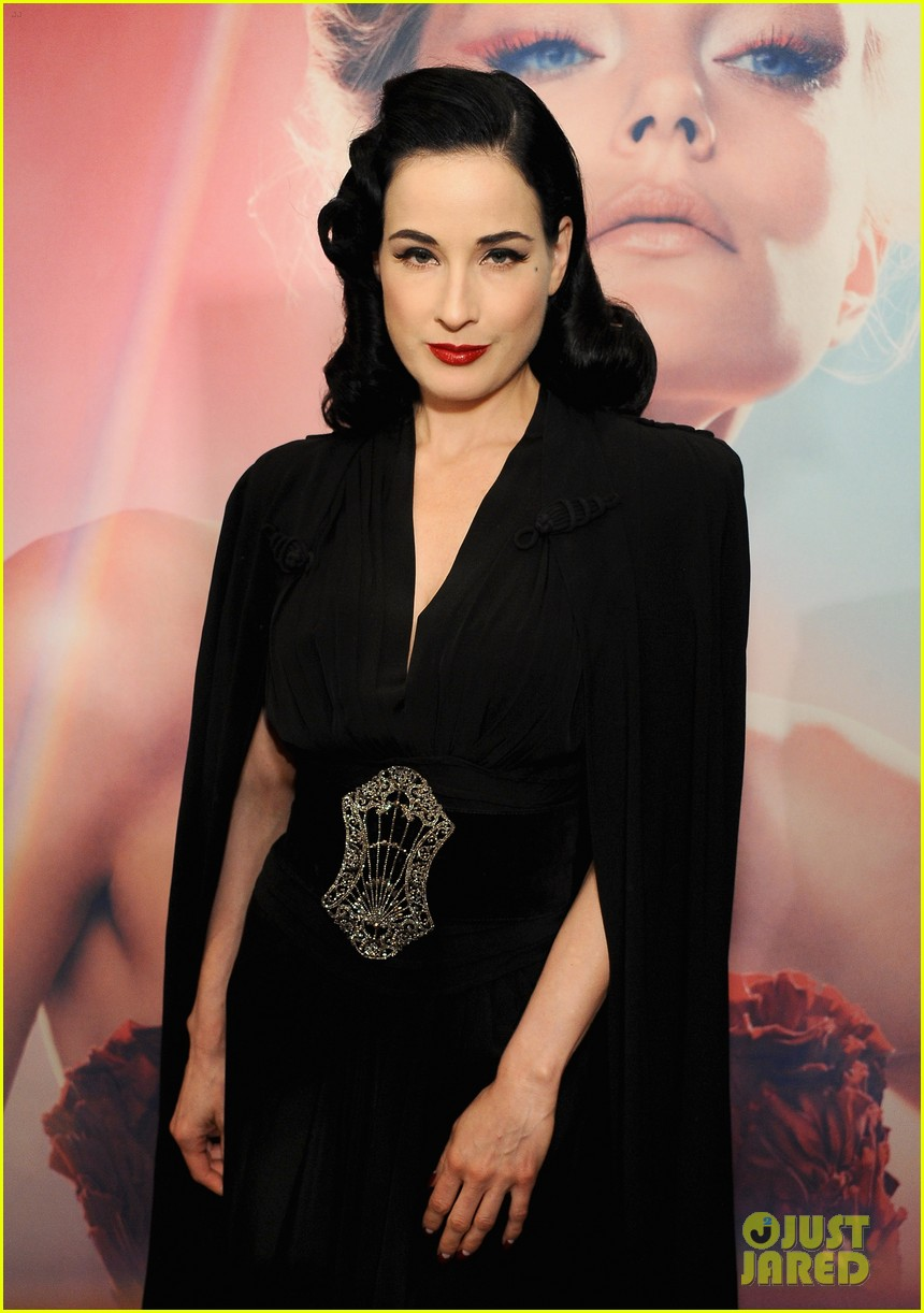 dita von teese swarovski press preview 052619748