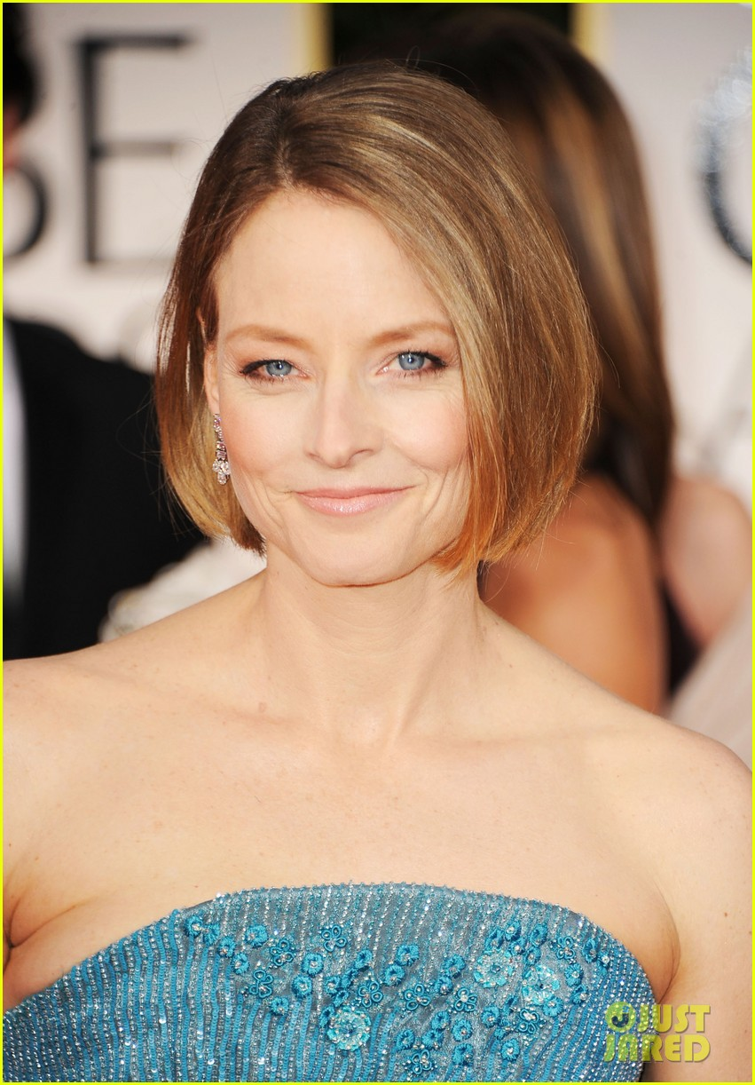 jodie foster golden globes 05