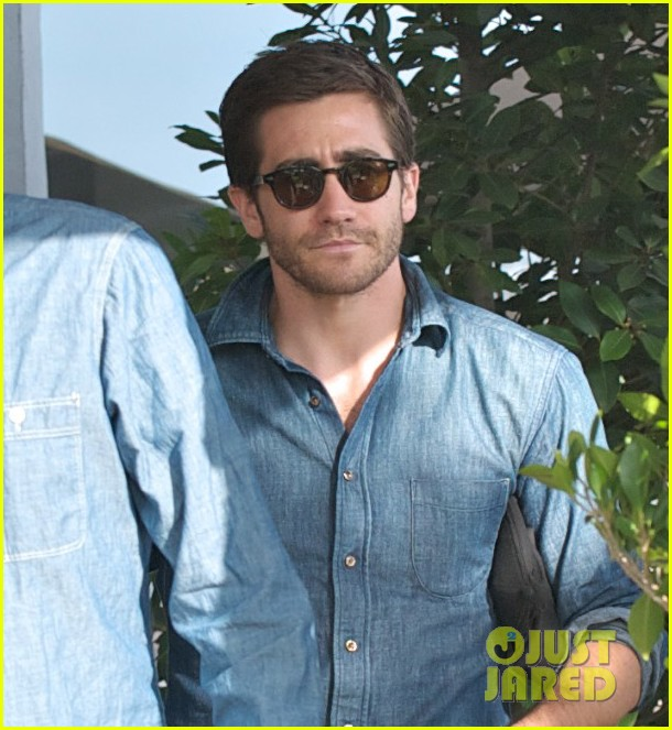 jake gyllenhaal lunch pal 032619820