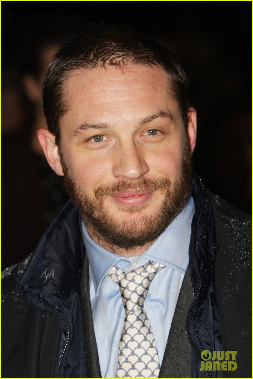 tom hardy iron lady european premiere 022614431