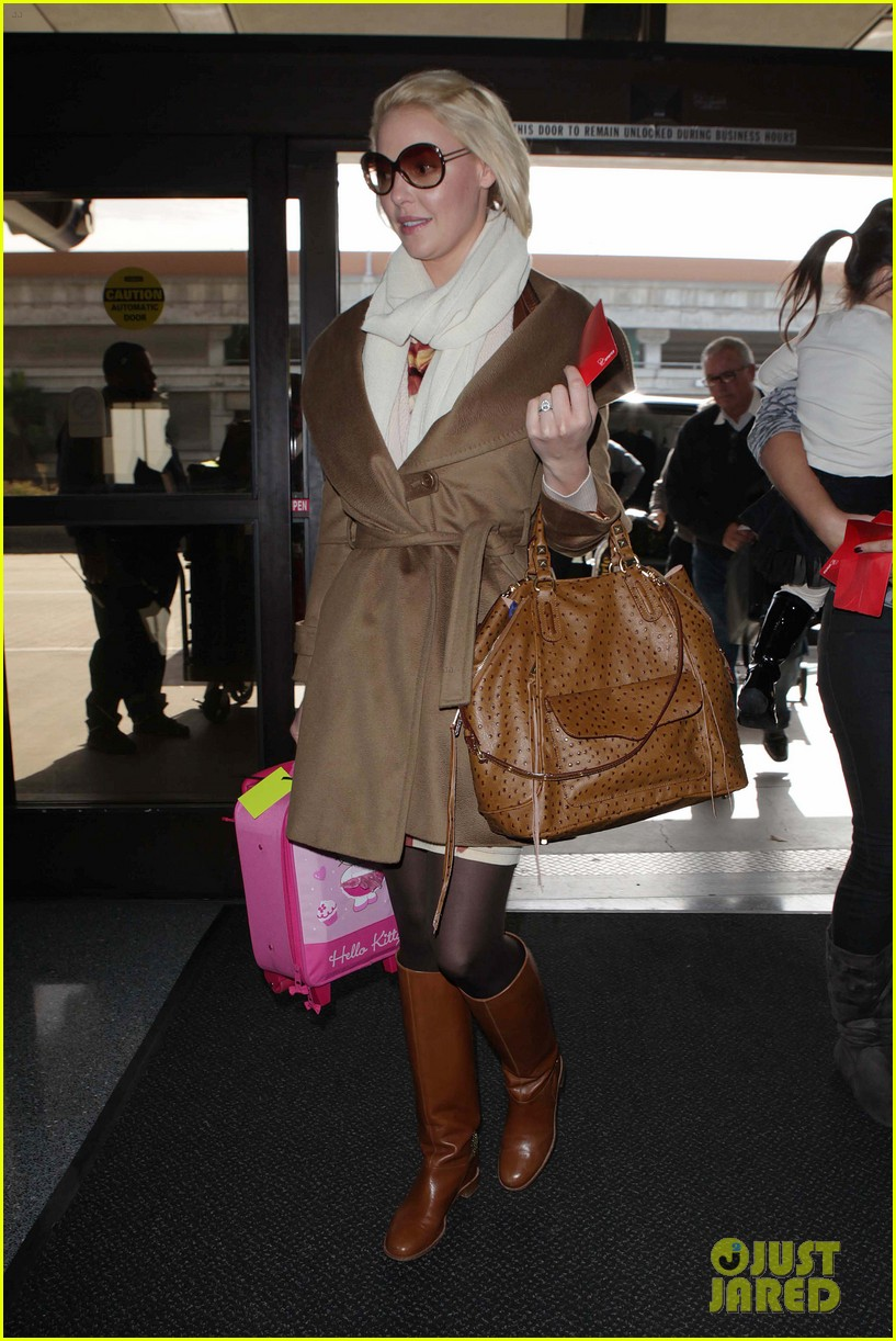 katherine heigl nancy flight lax 142620777