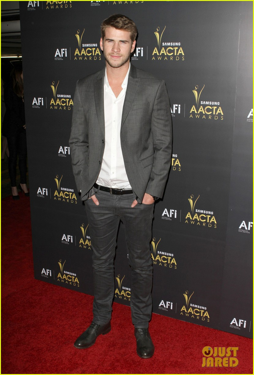 liam hemsworth joel edgerton australian awards 11