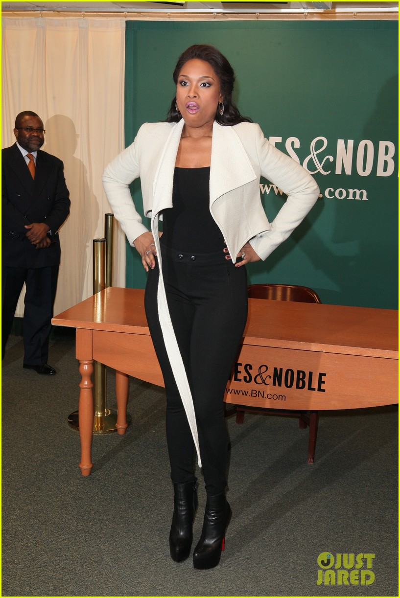 jennifer hudson i got this barnes noble 04