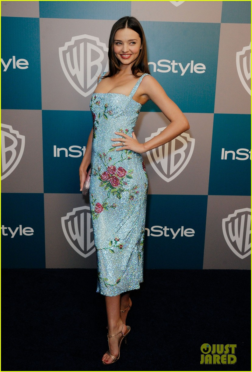 miranda kerr instyle golden globes 2012 after party 092618765