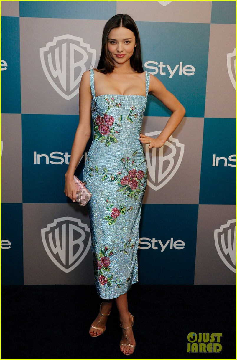 miranda kerr instyle golden globes 2012 after party 112618888