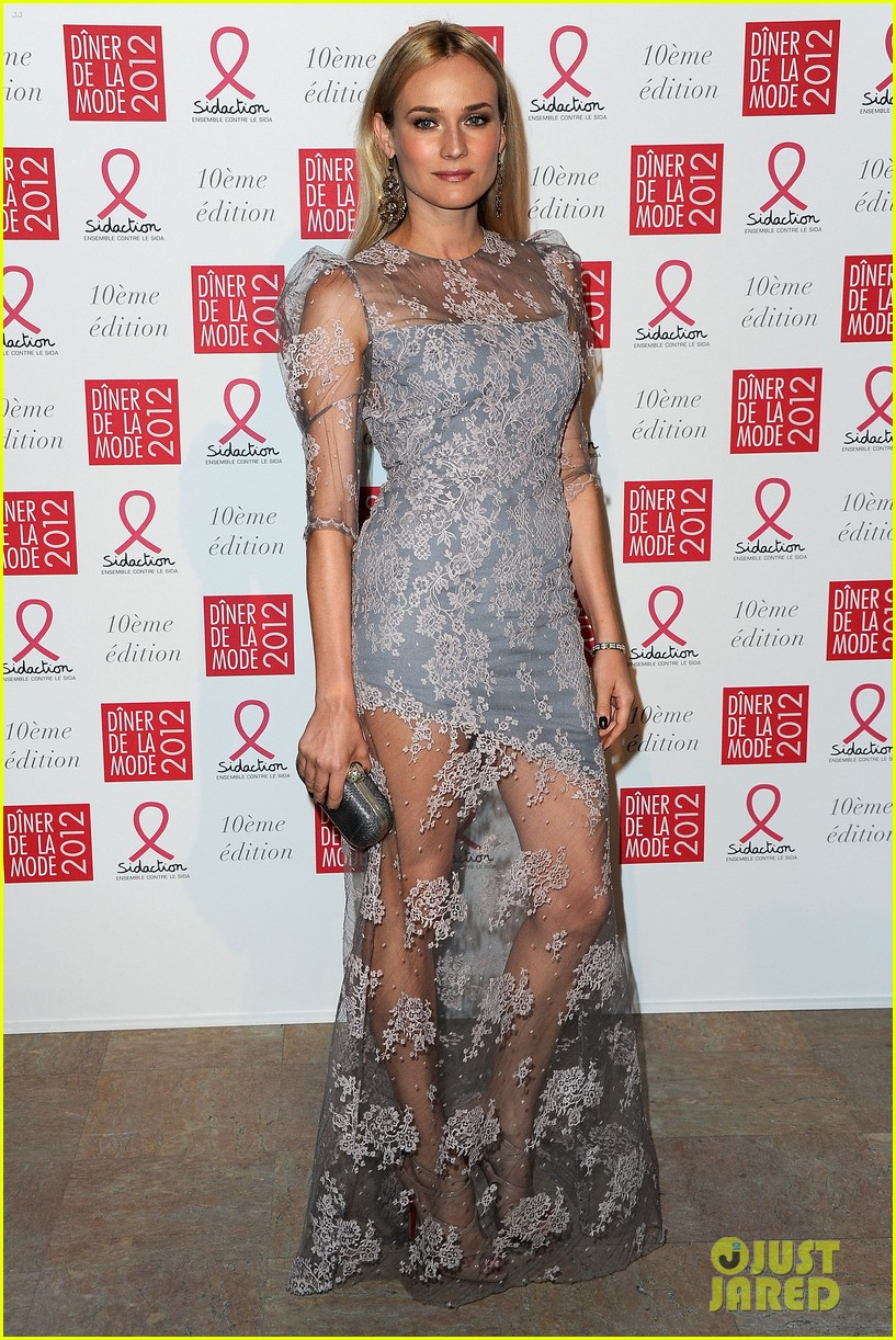 diane kruger dita von teese sidaction dinner 012622476