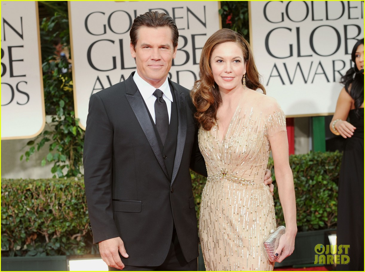 diane lane josh brolin 2012 golden globes red carpet 012618401