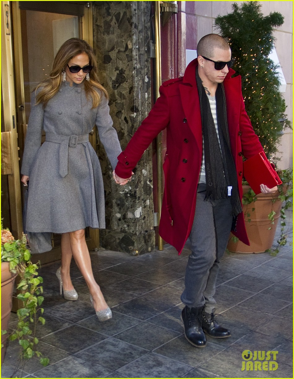 jennifer lopez casper smart hotel manhattan 012623976
