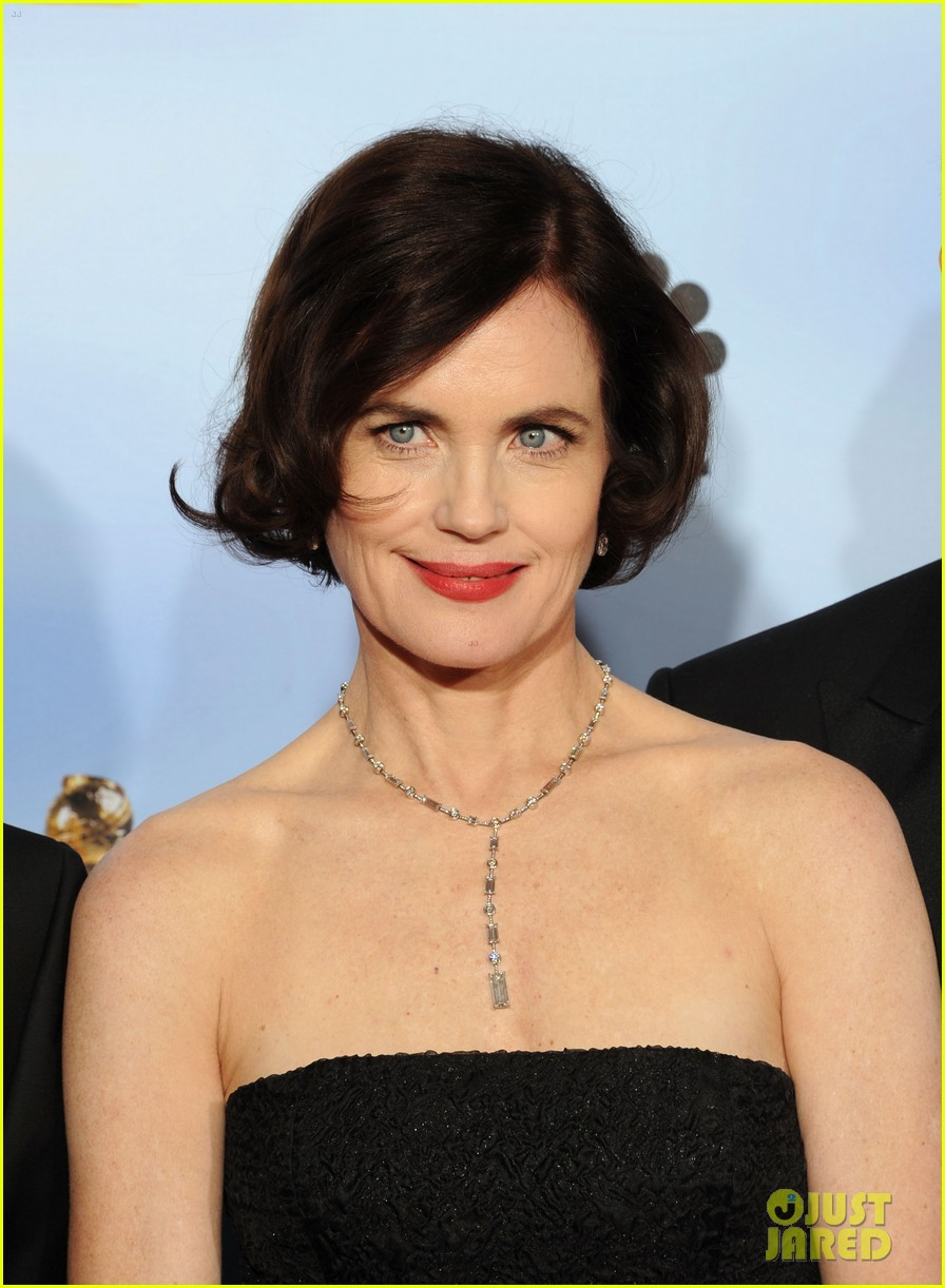 elizabeth mcgovern golden globes 2012 red carpet 042618632