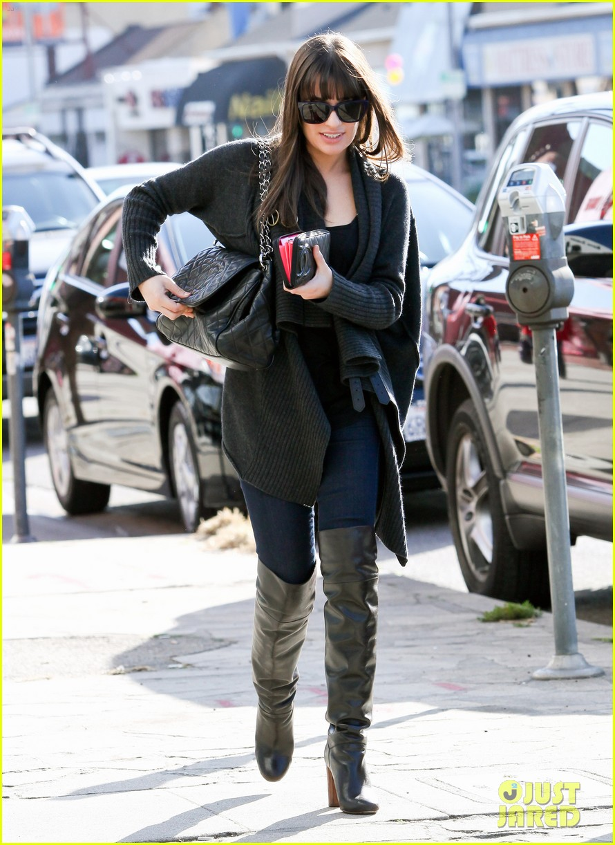 lea michele real food daily 032619347