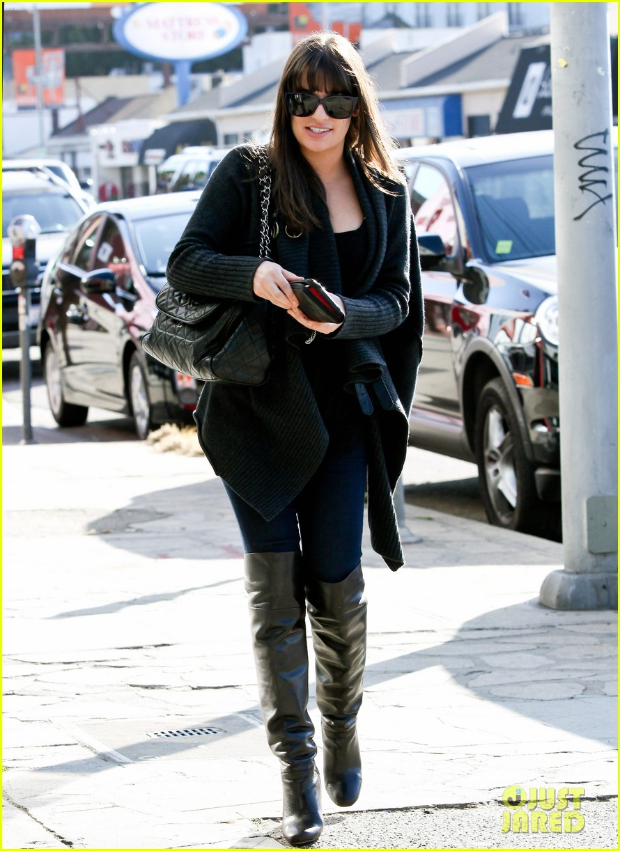 lea michele real food daily 052619349