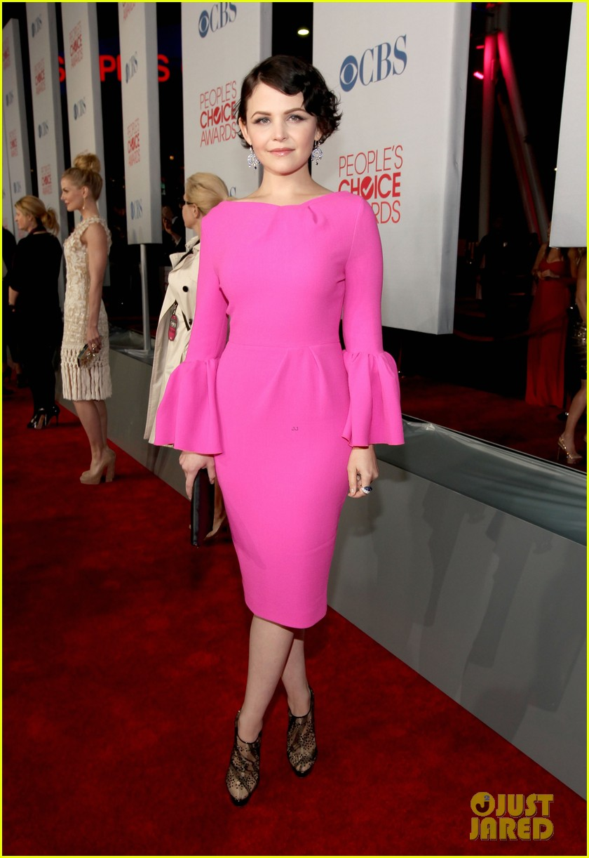 jennifer morrison ginnifer goodwin peoples choice awards 11