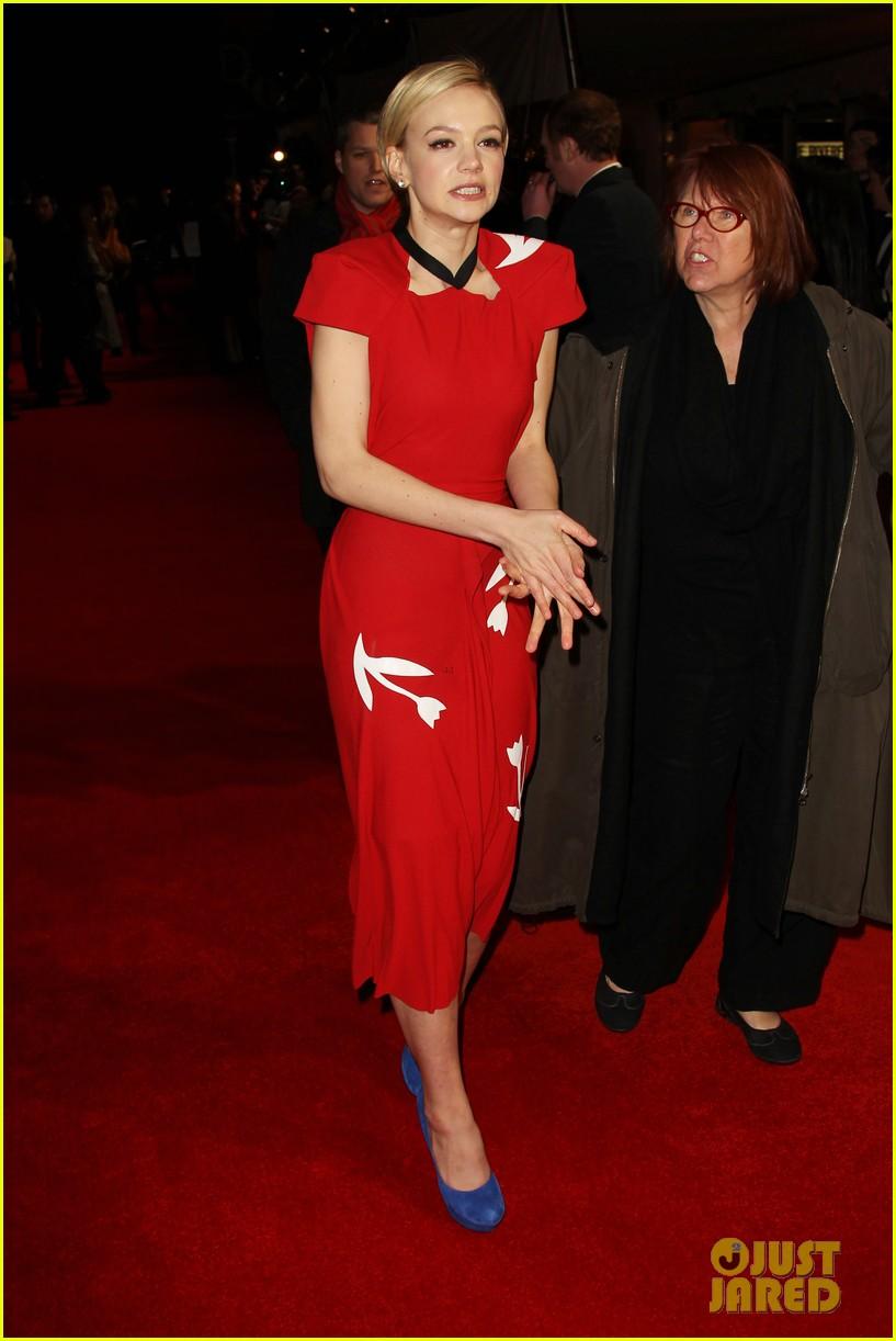 Carey Mulligan & Michael Fassbender: London Critics' Circle Film ... Carey Mulligan
