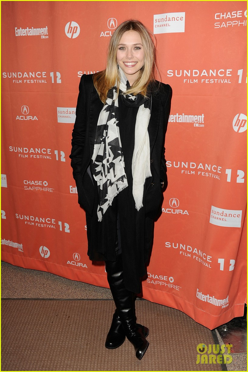 elizabeth olsen red lights premirere sundance 012620296